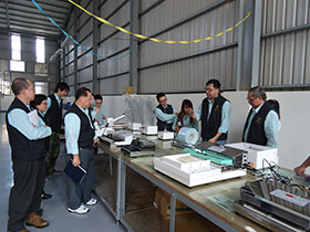 Parts and material quality control-1