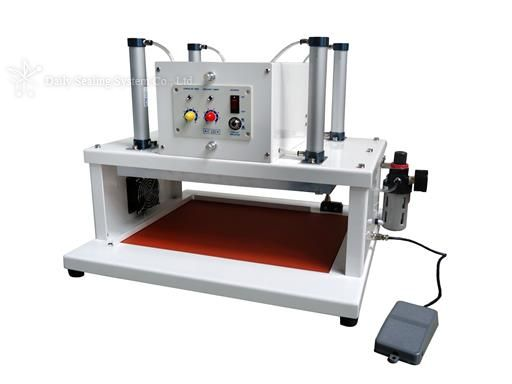 Pneumatic irregular shape sealer
