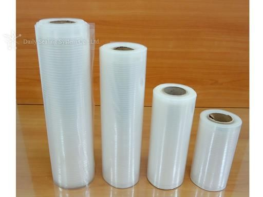 Vacuum Sealer Embossed Roll Bags