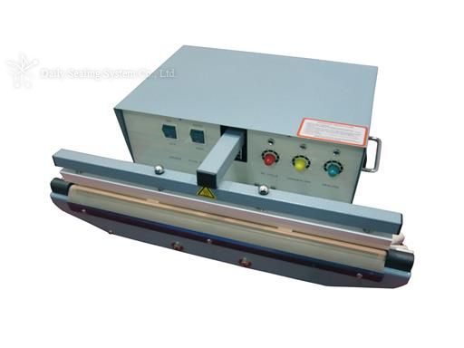 Electric magnet control sealer